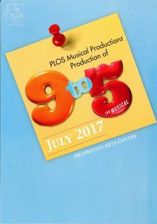 9 to 5 – The Musical