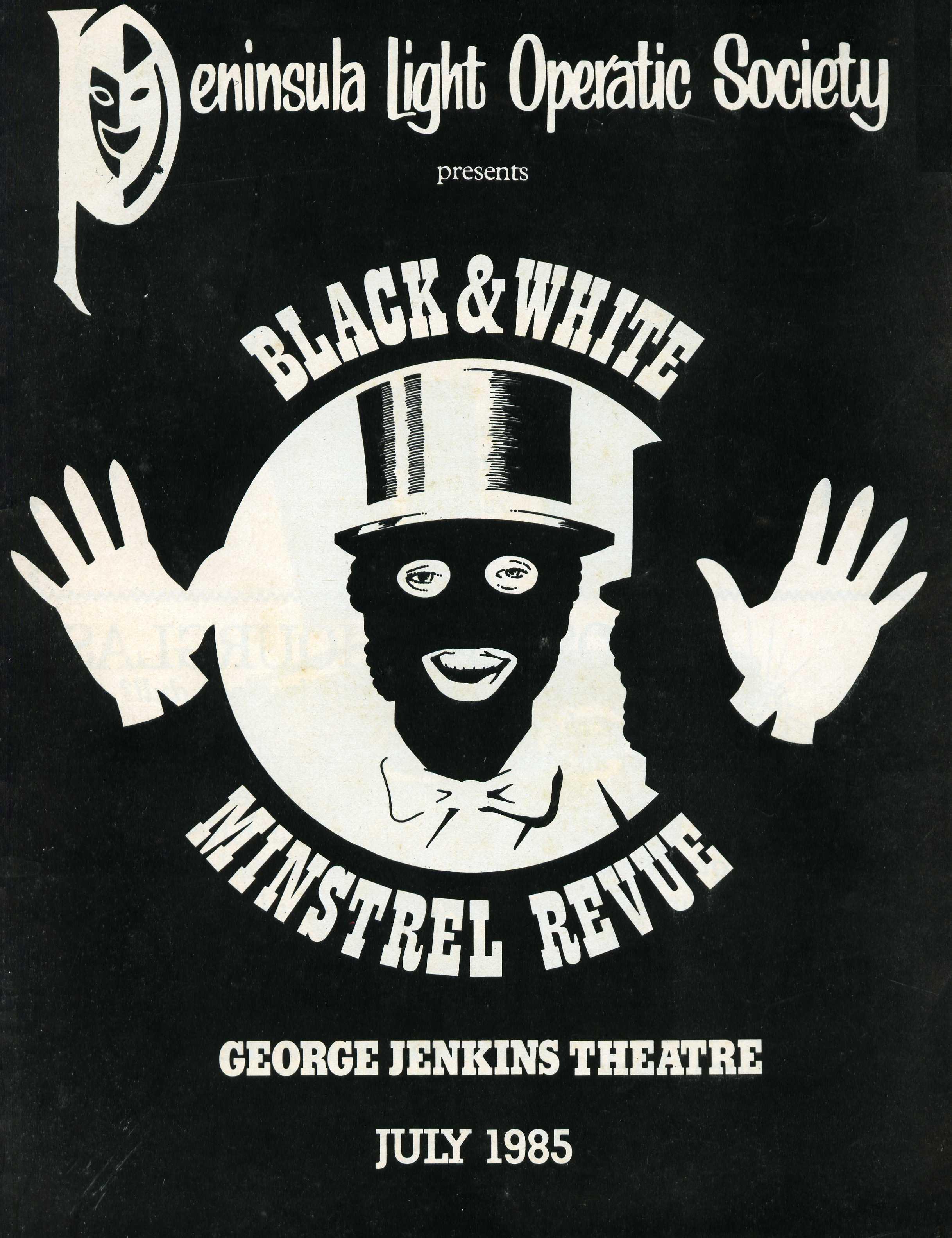Black & White Minstrel Revue