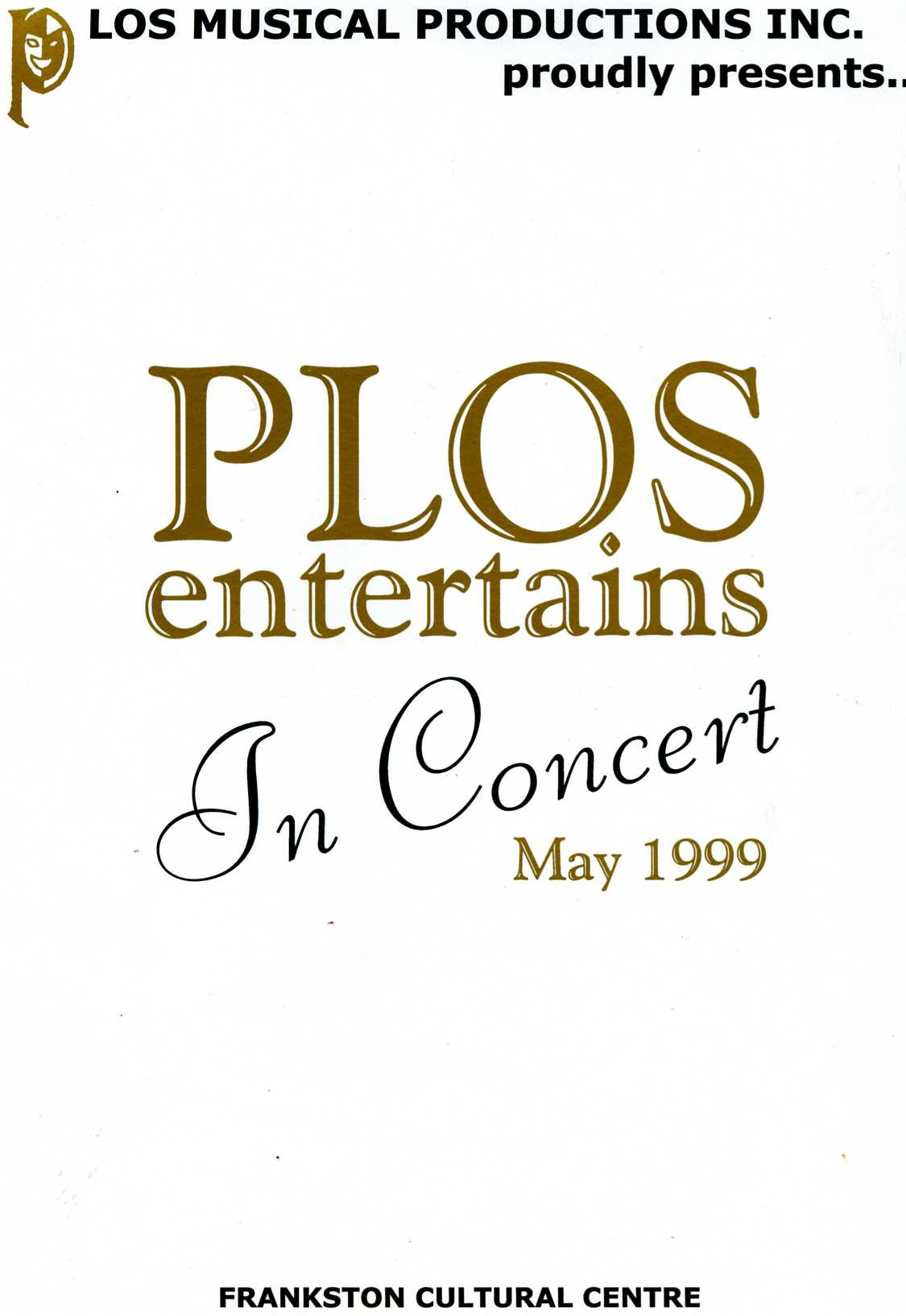 PLOS Entertains In Concert